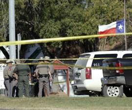 Atentado en Iglesia de Texas deja más de 26 muertos