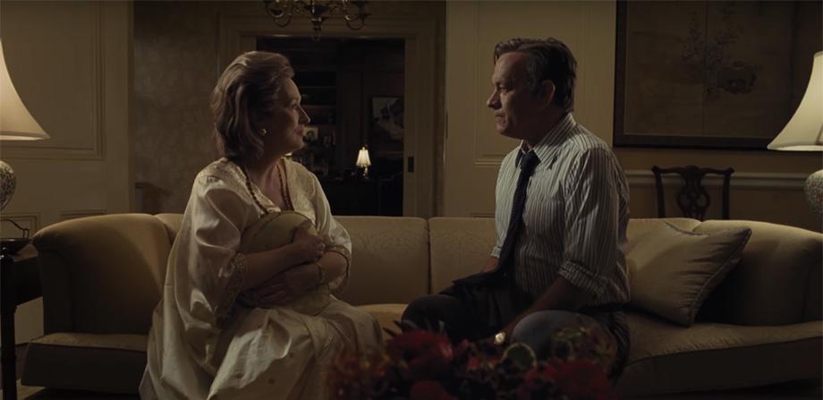 'The Post': un tributo de Steven Spielberg a la libertad de expresión