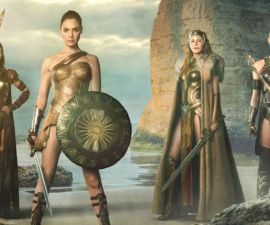 Wonder Woman - Amazonas