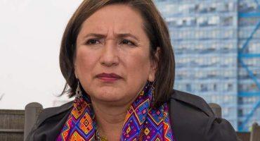 Xóchitl Gálvez asesora a Anaya, renunciaría a cargo como delegada e iría por senaduría