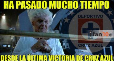 Los 20 memes por los 20 años del Cruz Azul sin título de Liga