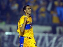 2.- Walter Gaitán jugó 170 partidos y anotó 71 goles con la camiseta de los Tigres- MEXSPORT/ALEJANDRO ACOSTA