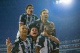 La Pandilla festejó con todo el gol -MEXSPORT/Cristian de Marchena