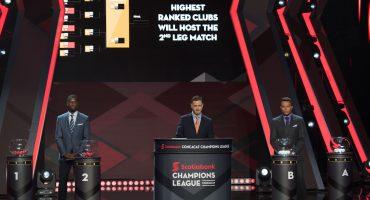 Así quedaron los partidos del nuevo formato la Liga de Campeones de la CONCACAF
