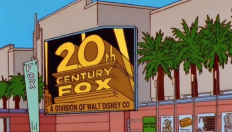 Los Simpson prediciendo el futuro, otra vez