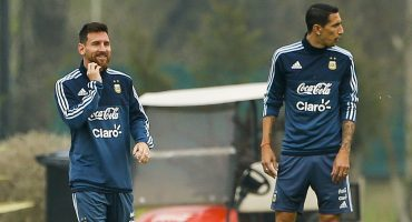 Di María manda a la banca a Messi y Maradona en el FIFA 18