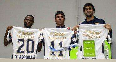 OFICIAL: Alustiza a Pumas; los felinos presentaron a su nuevo goleador