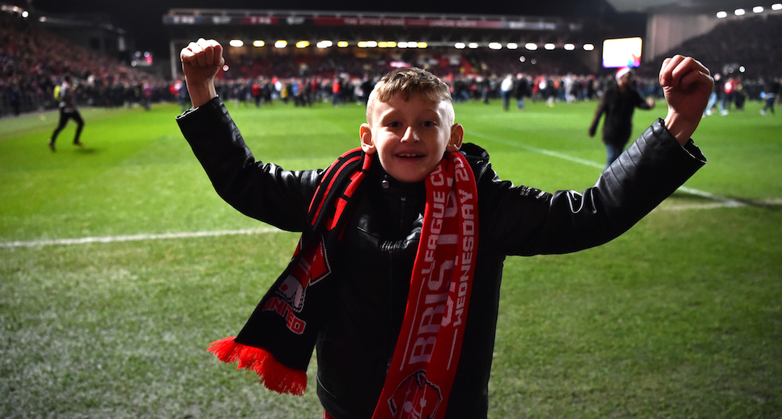 ¡Sorpresa! El Bristol City de Segunda División eliminó al Manchester United