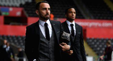 Swansea City nombró a Leon Britton su nuevo entrenador-jugador