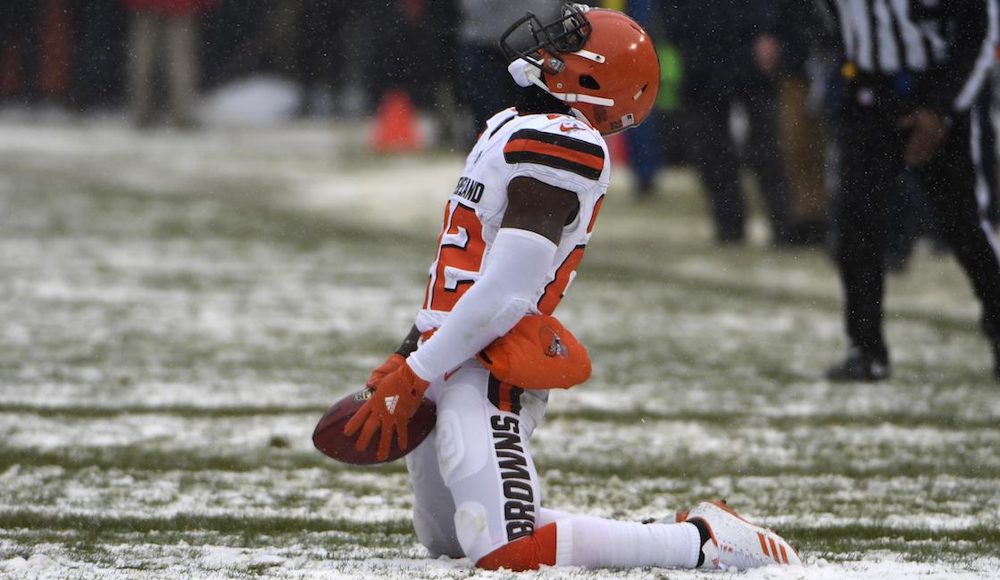 ¡Sorpresa! Los Browns amarraron la primera selección del Draft