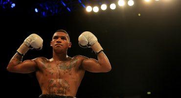 Boxeador británico mostró el costo de su victoria, quedó molido