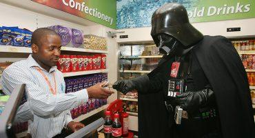 15 cosas que hace Darth Vader cuando no está conquistando la galaxia