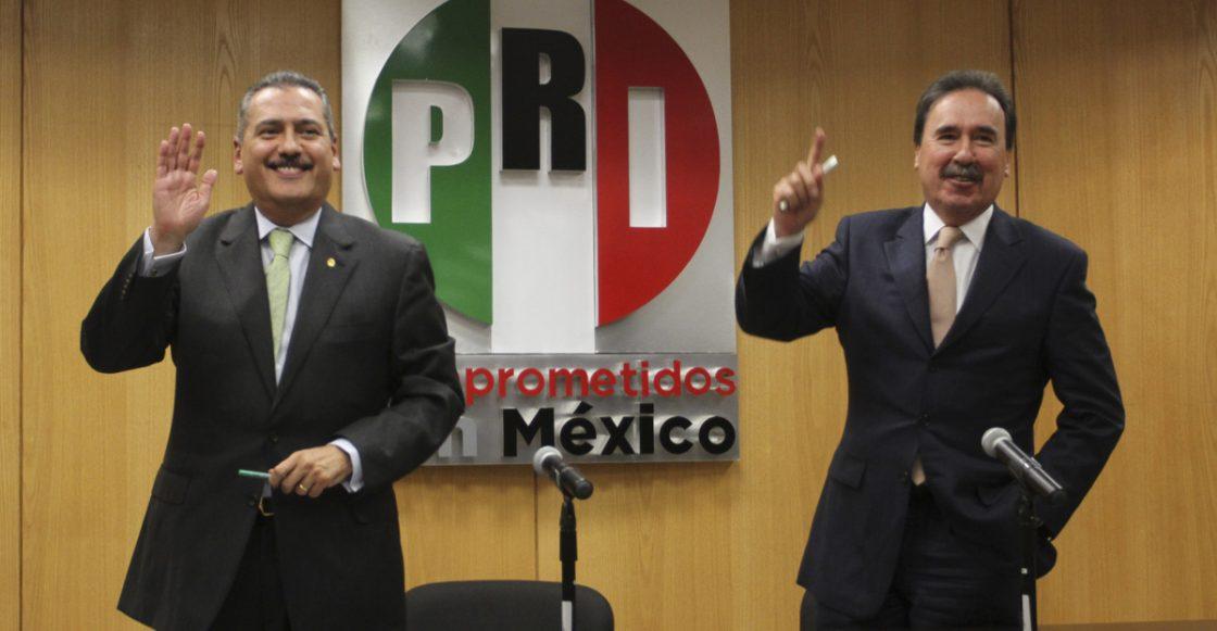 Diputados del PRI CORRUPCION
