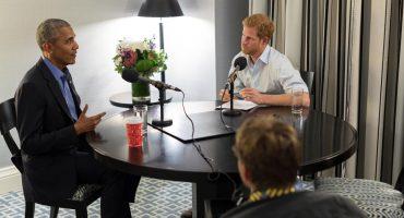 Tangas, boxers, Friends y Titanic: Los mejores momentos de la entrevista del Principe Harry a Barack Obama