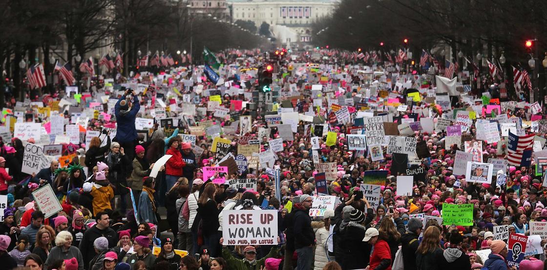 Feminismo Palabra del Año 2017