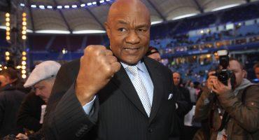 Apúntenle un KO más a George Foreman