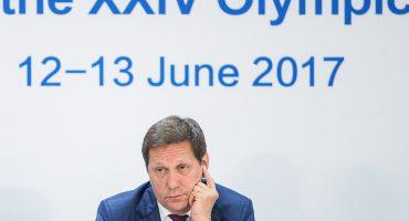 Rusia se queda sin juegos olímpicos de invierno
