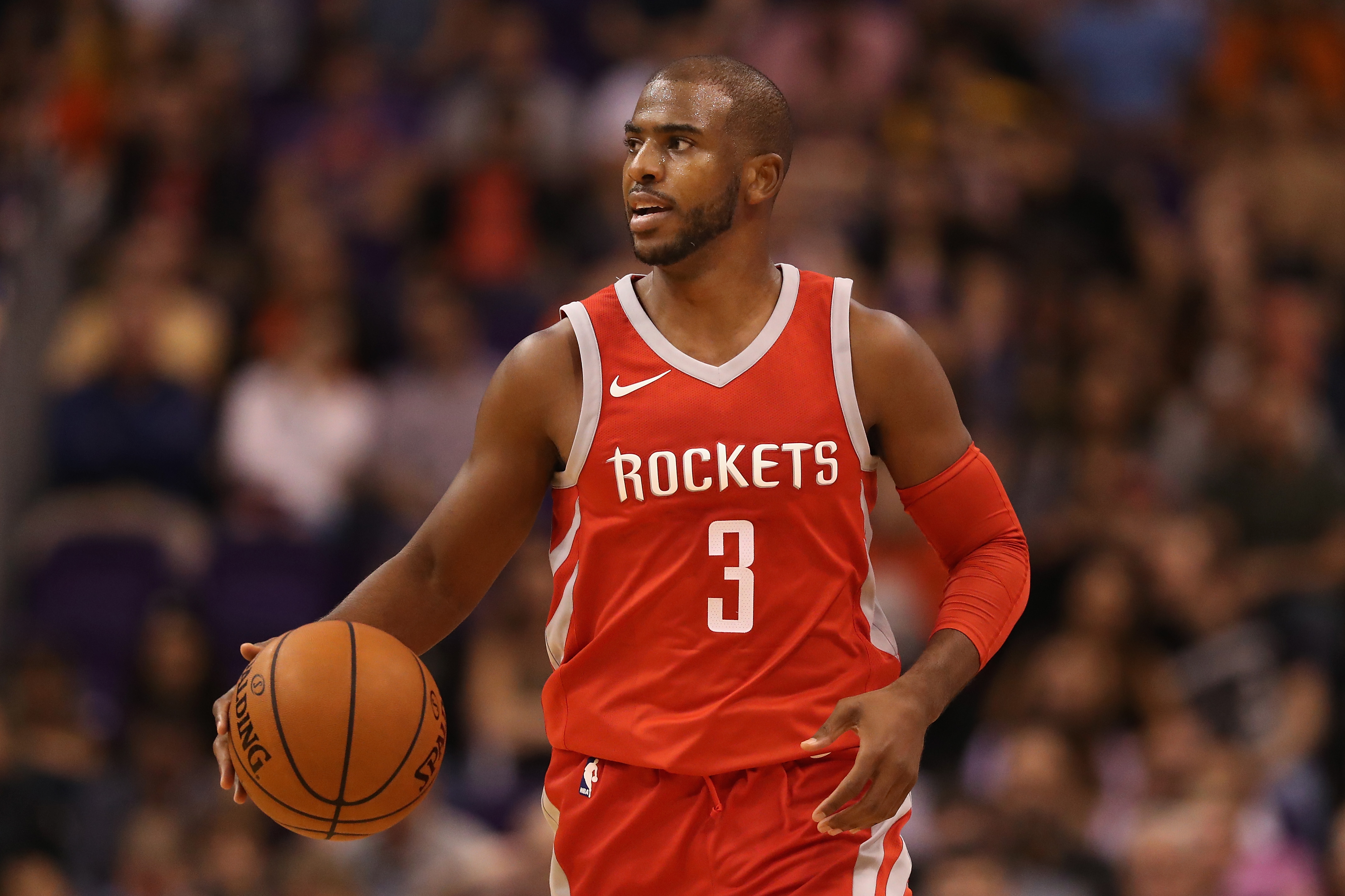 El Power Ranking de la NBA: Chris Paul y los Rockets siguen imparables