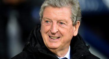 El día que Roy Hodgson conoció a su doble en un estadio