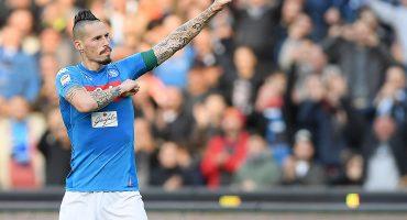 Hamsik pasó a Maradona como máximo anotador del Napoli con este golazo