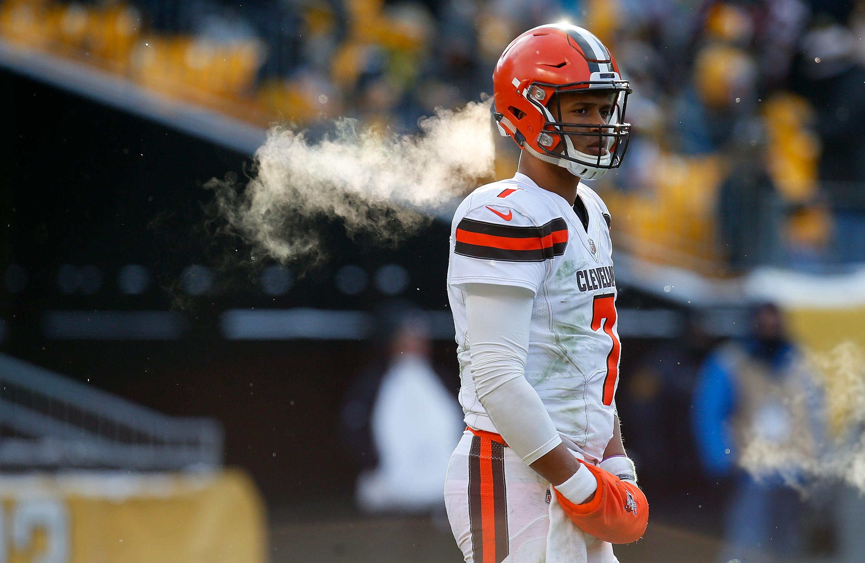 Los Browns empataron el récord de la temporada imperfecta de los Lions y terminaron 0-16