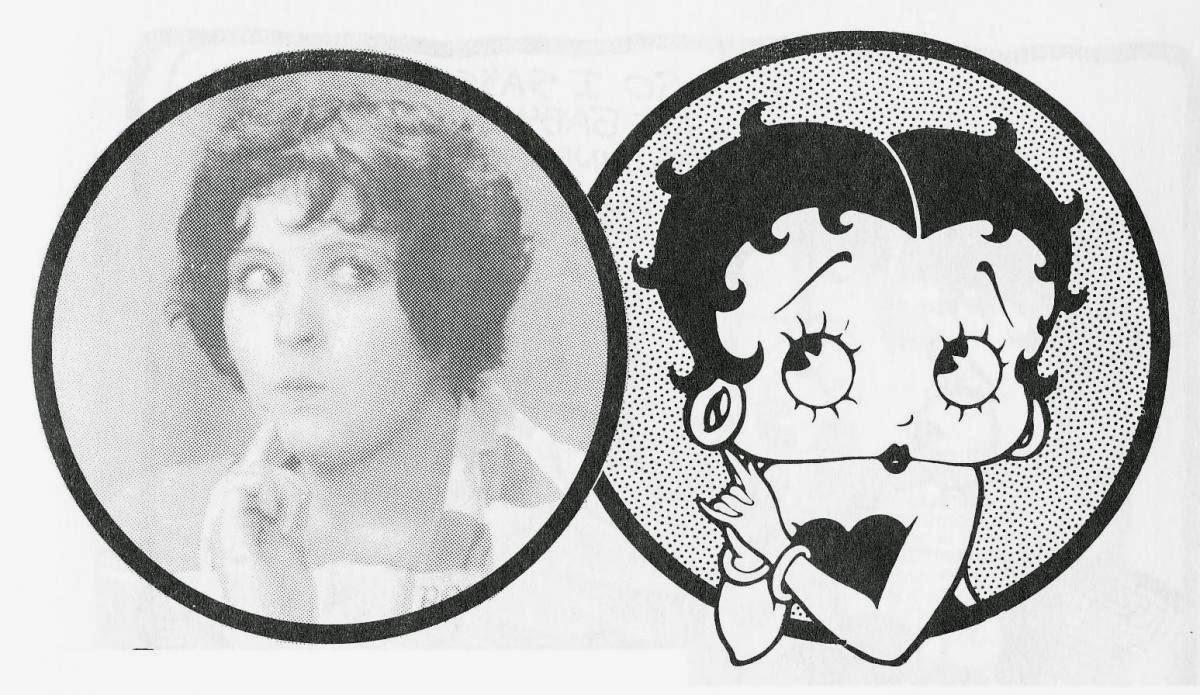 Helen Kane Bety Boop