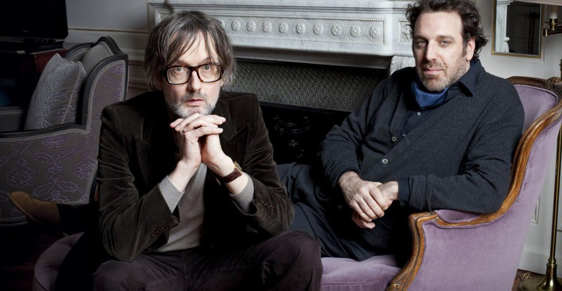 Jarvis Cocker y Chilly Gonzales