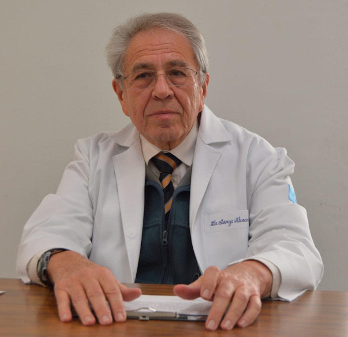 Jorge Carlos Alcocer Varela sería el titular de la Secretaría de Salud en caso de que AMLO ganara las elecciones de 2018