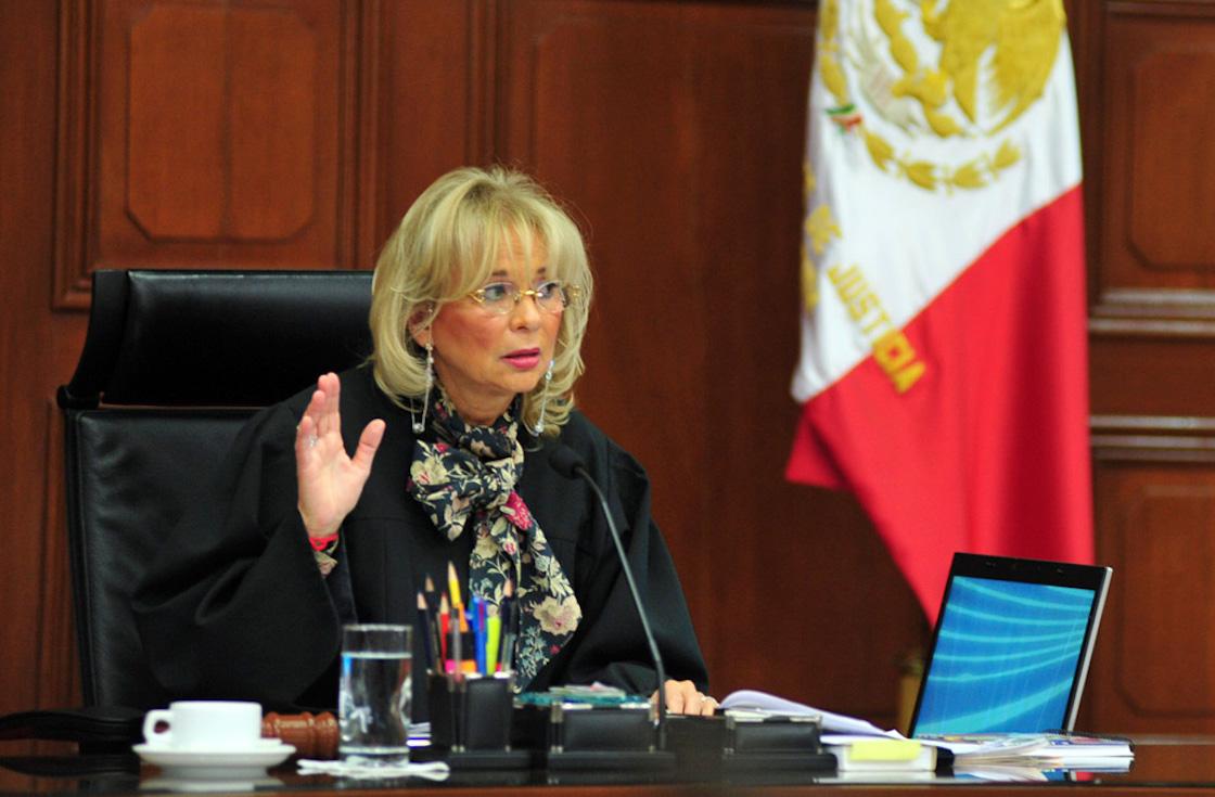 Olga Sánchez Cordero, exministra de la Suprema Corte de Justicia de la Nación