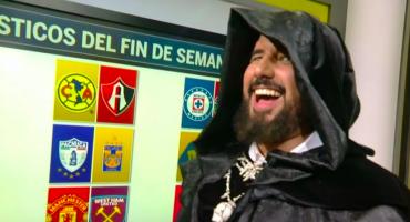 El golazo de último minuto que adivinó el brujo Morales