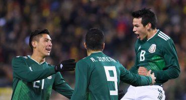 La Selección Mexicana jugará en marzo en Estados Unidos