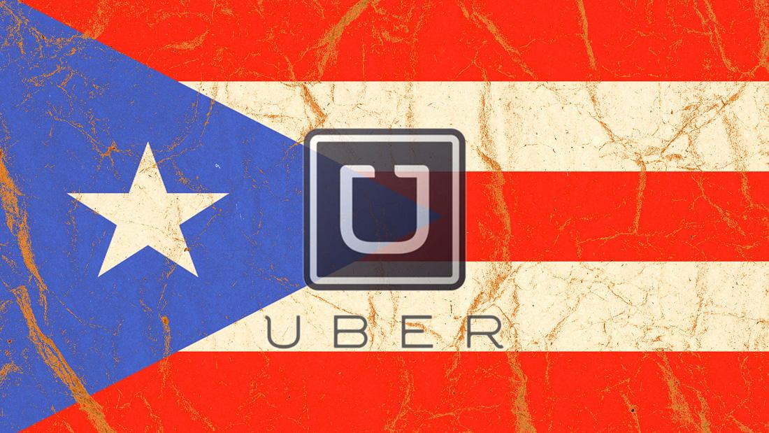 Uber Puerto Rico
