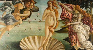 Un artista convierte la Venus de Botticelli en una muñeca de porcelana