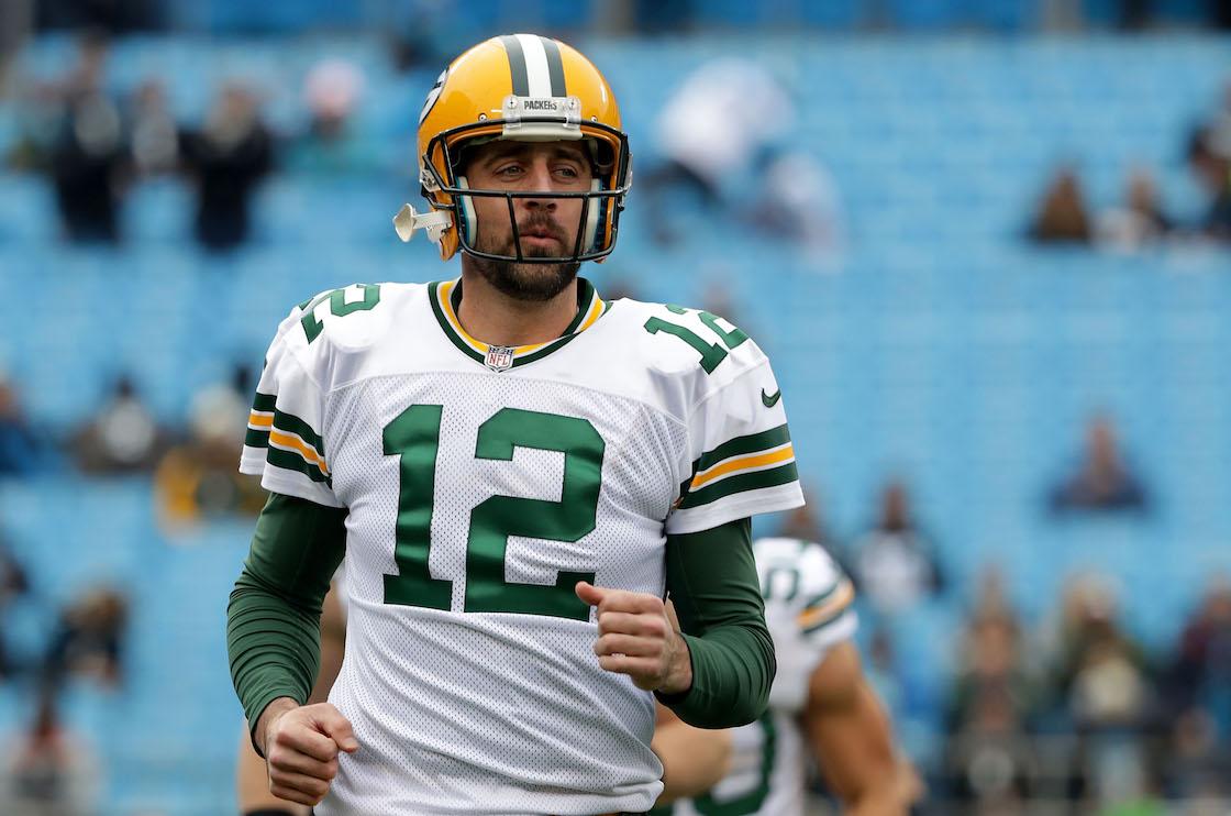 Así le fue a Aaron Rodgers en su regreso con los Packers