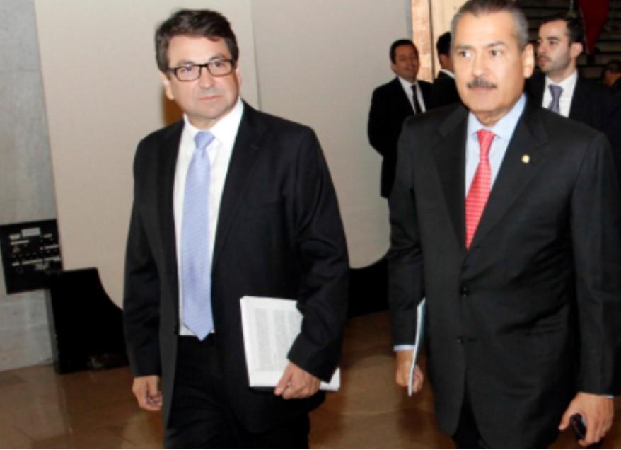 el exsecretario general adjunto del Comité Ejecutivo Nacional (CEN) del tricolor, Alejandro Gutiérrez Gutiérrez