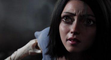 Checa el primer tráiler de Alita: Battle Angel, la nueva cinta de James Cameron y Robert Rodríguez
