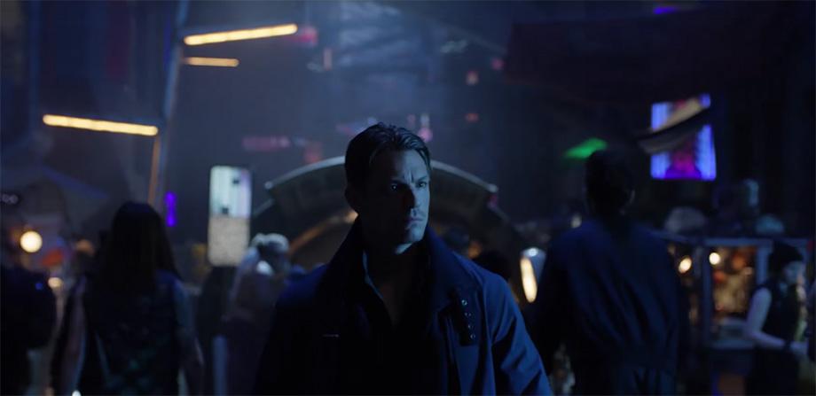El peligro de vivir demasiadas vidas: el primer tráiler de 'Altered Carbon' de Netflix