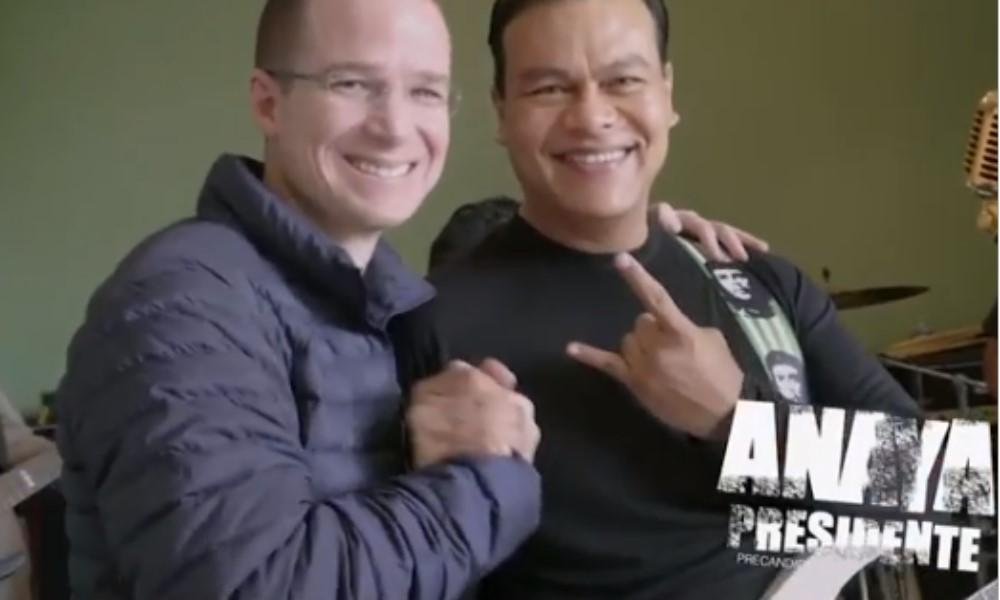 Ricardo Anaya y Juan Zepeda