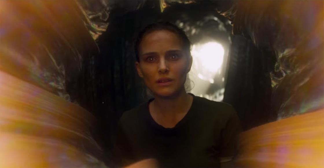 El nuevo tráiler de Annihilation con Natalie Portman te dejará más que sorprendido