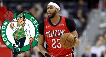 Anthony Davis completaría un súper equipo con los Celtics