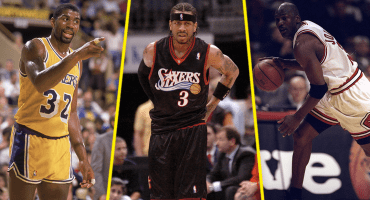 Estos son los mejores apodos que ha tenido la NBA