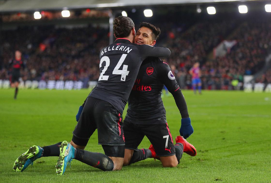 Alexis por dos y el Arsenal cierra con victoria el Boxing Day