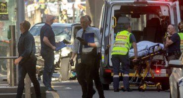 Atropellamiento masivo en Melbourne, hay varios heridos y dos personas detenidas