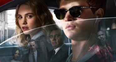 'Baby Driver' podría tener una segunda parte en menos de dos años 😎🎧🚗