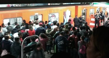 'No hay crimen', pero balean a pasajero en la línea B del Metro