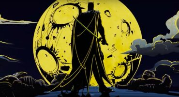 El Caballero de la Noche empuña una katana en Batman Ninja