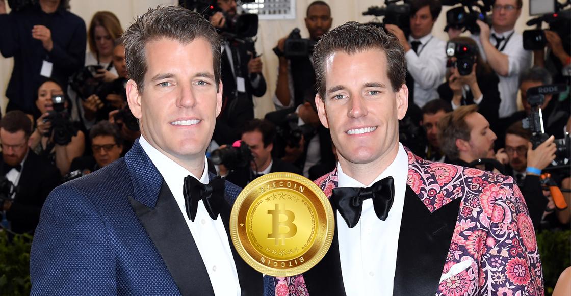 Los gemelos Winlklevoss se convierten en los primeros milmillonarios del Bitcoin