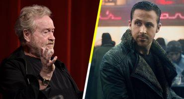 ¡Que alguien le explique! Ridley Scott sigue sin comprender el fracaso de 'Blade Runner 2049'