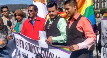 Love Wins! se realiza la primera boda gay en el Estado de México