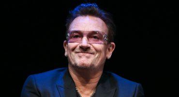 Bono dice que la música de ahora es muy 'femenina' 🙄